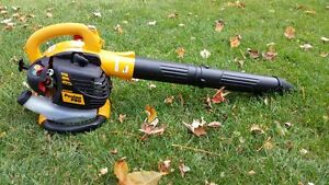 Poulan Pro Leaf Blower - new condition