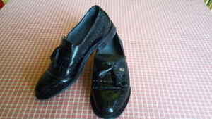 Teenager and mens dress shoes