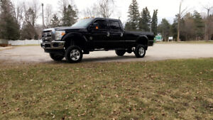 2011 Ford F-250 6.7 powerstroke