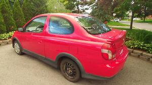 2001 Toyota Echo Coupe (2 door)