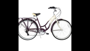 Purple cruiser barely used