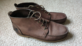 Timberland Desert Style Boots size 11 UK Brown