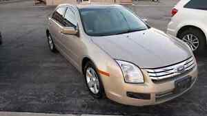 2008 Ford Fusion se low km