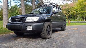 1997 Subaru Forester JDM RHD 6000 OBO/Trades