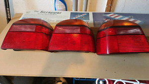 Mk4 Volkswagen Golf taillights. Only 3.