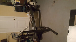 Work bench press