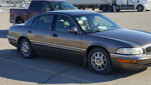 2000 Buick Park Avenue Ultra Loaded Sedan