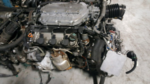 Moteur JDM J35A 05-08 Honda Pilot 4wd 3.5L V6