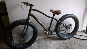 Used Fatboy bicycle