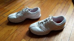 Ladies Nike Golf Shoes Size 8 & accessories