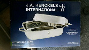JA Henkels Stainless Steel Multi Use Roaster