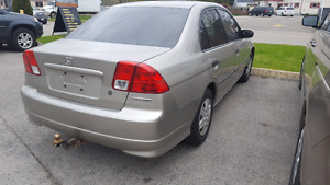 2005 Honda Civic Kitchener / Waterloo Kitchener Area image 5