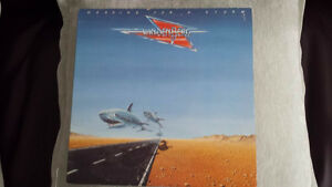 VANDENBERG VINYL ! WHITESNAKE ! ORIG PRESS ! MINTY !