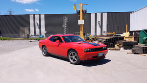 2010 Dodge Challenger SXT Red