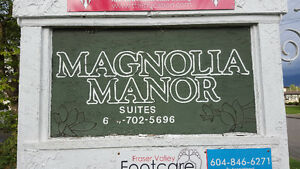 2 Bedroom in Magnolia Manor (Chilliwack) $1250 incl utilities