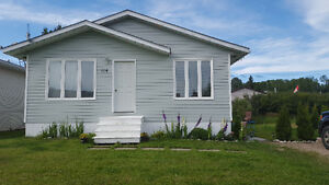 Beautiful house for rent in Nakina. Utilities included