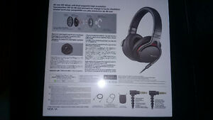 Brand new Sony Stereo Headphones MDR-1A