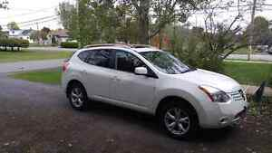 08 Nissan rogue SL AWD cert etested