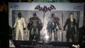 Batman arkham origins 4-pack