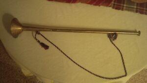 Asian Brass Horn