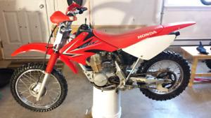 Honda crf80 2010
