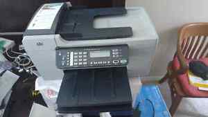 HP 5610 Printer and 2 New Cartridges