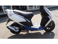 Lexmoto Echo 50cc 50 Moped 2015MY 50