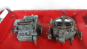 Carburateurs 4 barils