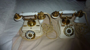 Antique Danish Telephones