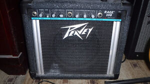 Peavey Rage 108 Amp Great shape For sale 60.00 firm