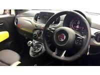 2017 Fiat 500 1.3 Multijet S 3dr Manual Diesel Hatchback