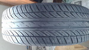 2 - General all season tires. 215/65R15. $70. call 819-230-9767