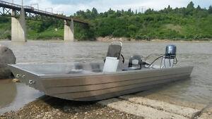 16' Navigator Jon Boat