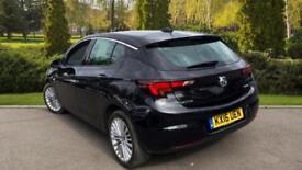 2016 Vauxhall Astra 1.4T 16V 150 Elite 5dr Manual Petrol Hatchback