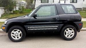 1998 Toyota RAV4 - Come take a drive!