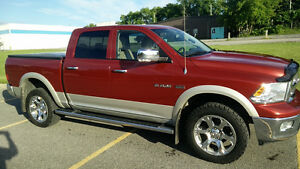 "2009 Dodge RAM 1500 Laramie Pickup HEMI ,2"" MOPAR LIFTED"