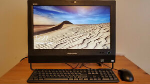 Lenovo Thinkcentre All-In-One