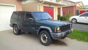 2000 Jeep Cherokee fix or parts