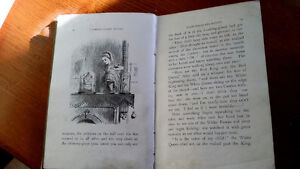 antique book 1887 Through the Looking Glass by Lewis Carroll London Ontario image 5