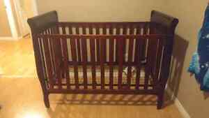 Graco 3in1 crib