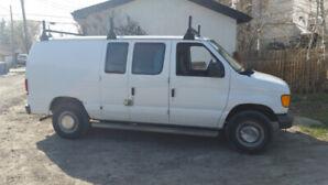 For E-250 Cargo Van 2006