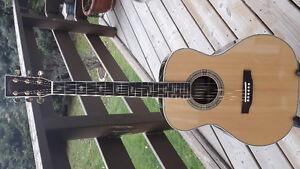 Sigma Jumbo guitar