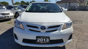 2013 Toyota Corolla CE Sedan - SUNROOF/BLUETOOTH/HTD SEATS! Kitchener / Waterloo Kitchener Area image 8