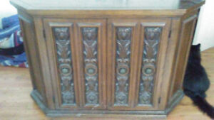 Selling Bar-style Cabinet