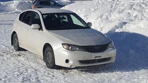 2009 Subaru Impreza Bicorps