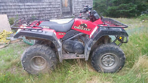 98 600 grizzly