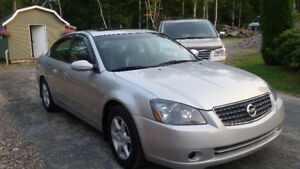 2005 Nissan Altima SL Sedan