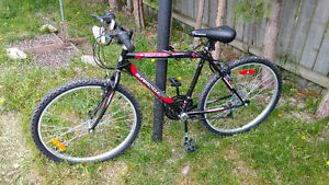 "Mens SuperCycle SC1800 26"" Mountain Bike"