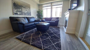 Beautiful FURNISHED Exec Condo Mt. Baker view Monthly rate avail