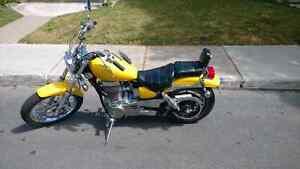 Suzuki savage s40 ls650 NEGO